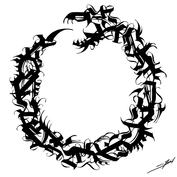 ouroboros tattoo by ~imperial1983 on deviantART
