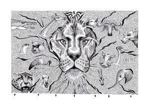 Animal Puzzle01