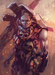Skull Hunter by Grandfailure