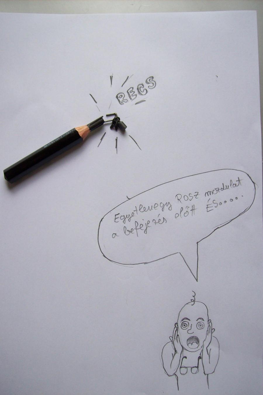 Pencil carving comics by cerkahegyzo on deviantart