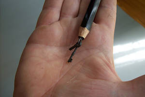 pencil carving - the size of them by cerkahegyzo