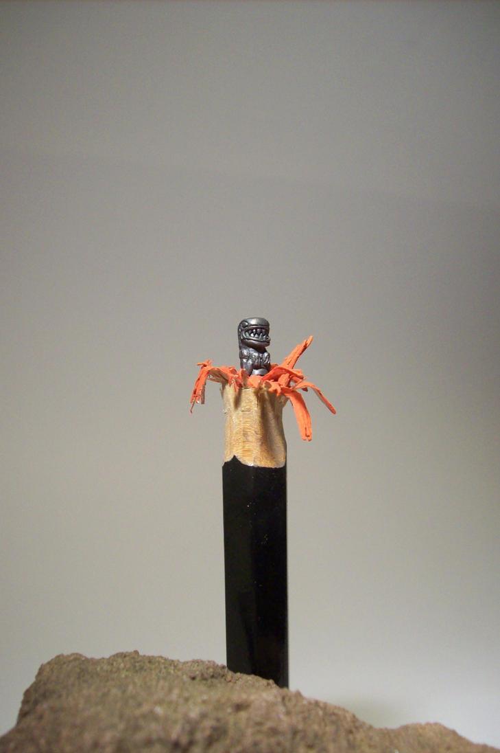 The pencilburster :) by cerkahegyzo