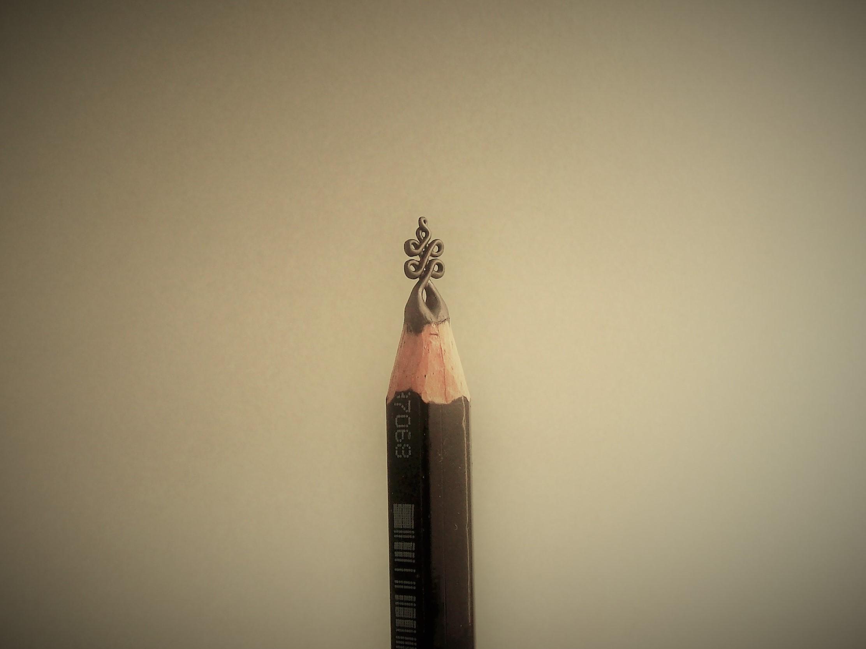 Pencil carving by cerkahegyzo