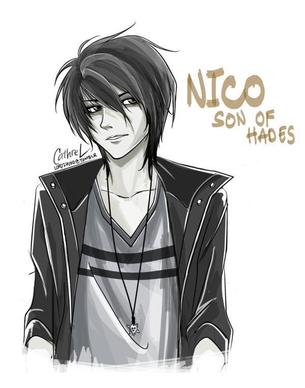 Nico Son Of Hades by samypj345 on DeviantArt