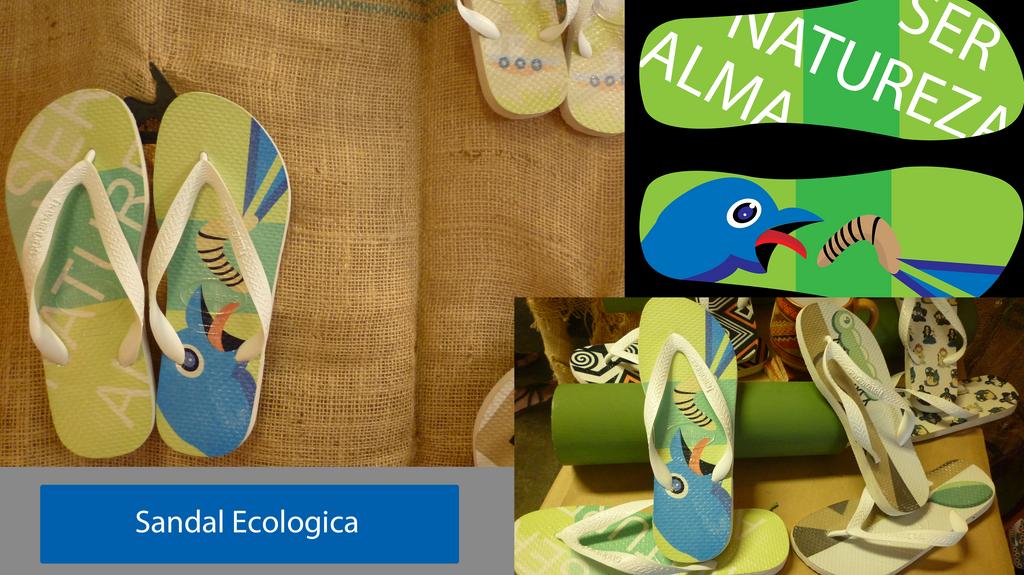 Sandal Ecologica by mrtyamiro