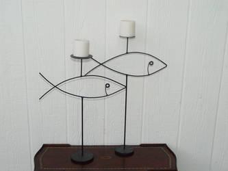 Fish Candle Set