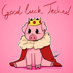 Good luck, Techno!