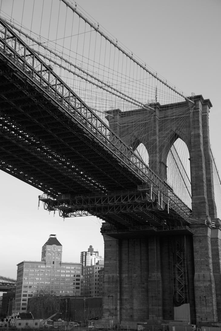 brooklyn bridge by justtam47