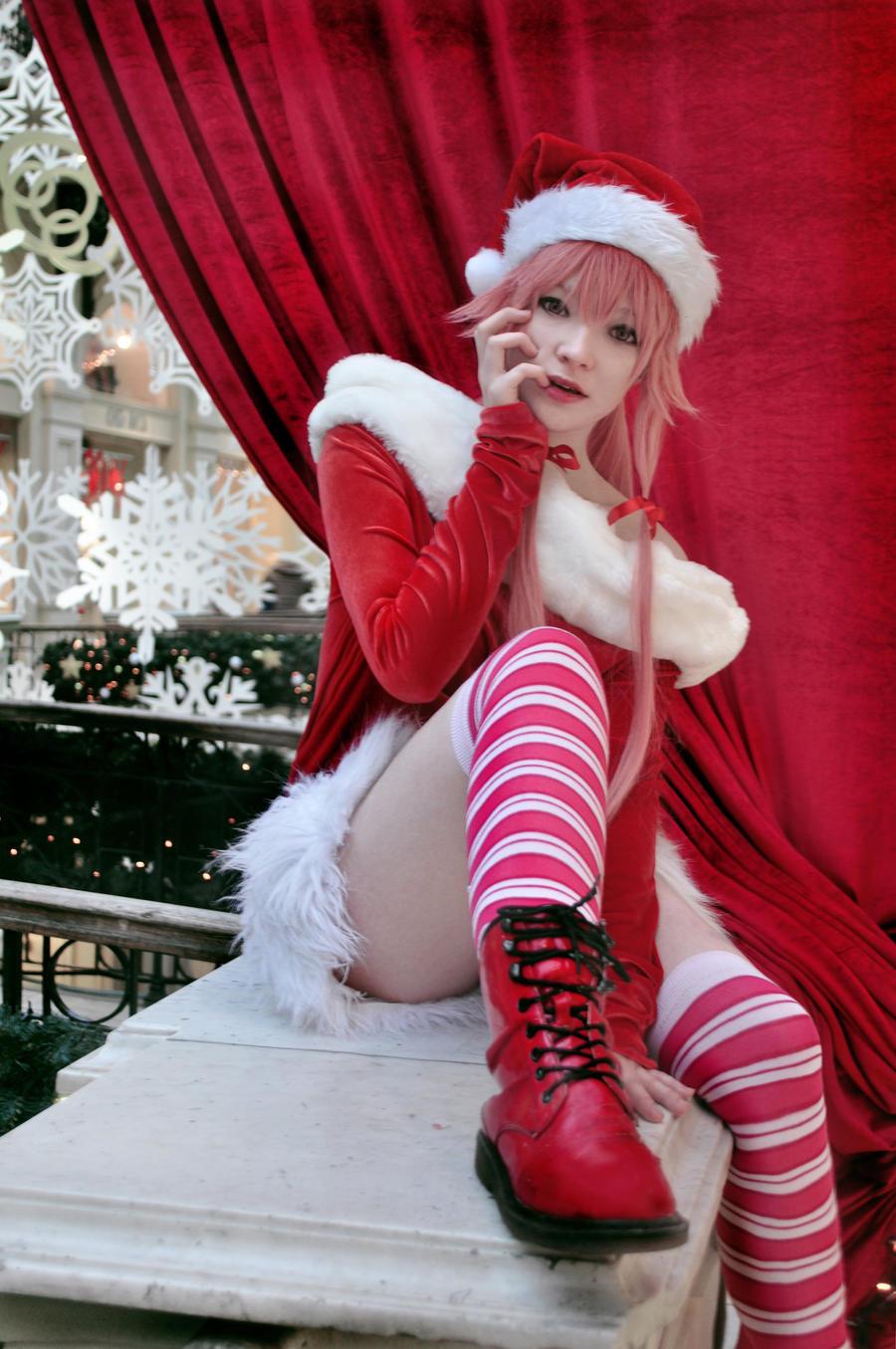 Yuno Merry Christmas by keito-nyan