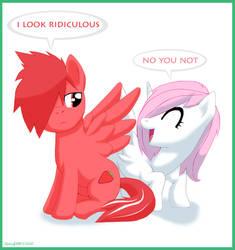 pony by RedWolfXlll