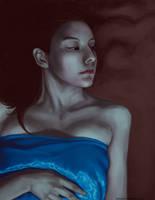 Azul by arbrenoir