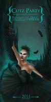 Cutz Party 2011 Black Swan Ed.