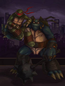 TMNT SS 2013 for Proffor
