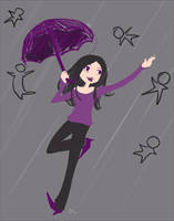 it's raining men by arbrenoir