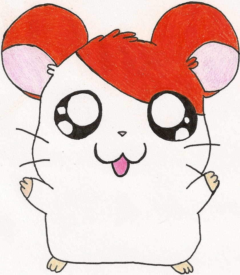 Hamtaro by animequeenfreak