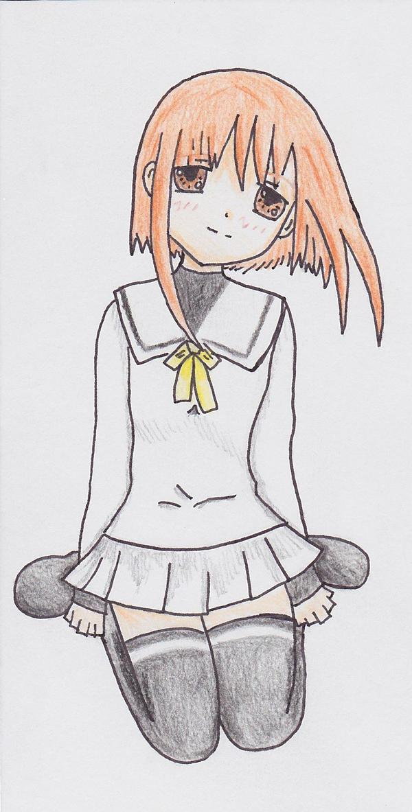 Kisa Chan by animequeenfreak