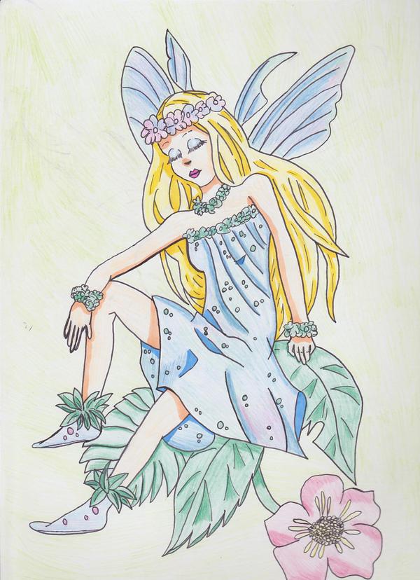 Today was a Fairy Tale by animequeenfreak
