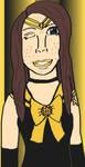 me as Sailor Sun by SailorSunPhoenix