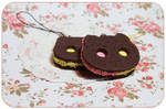 Cookie Cat Charms