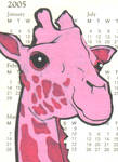 Grates Giraffe...