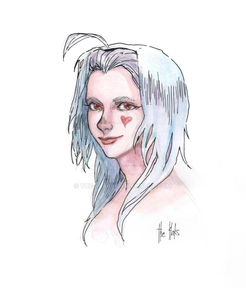 Angelina Oc By The Klaks On Deviantart