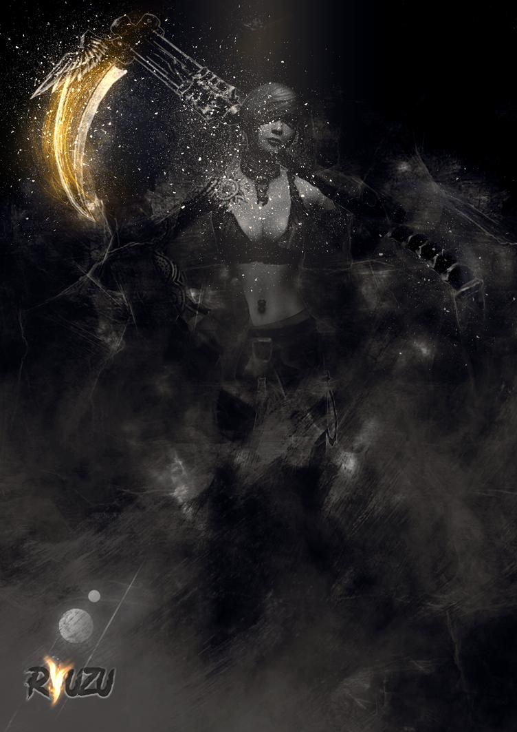 The Ripper by RyuzuGFX