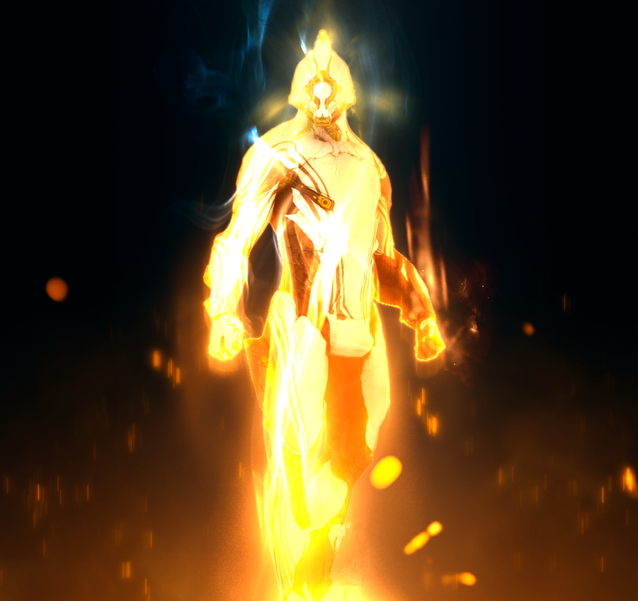The Awaken | Excalibur Prime by RyuzuGFX
