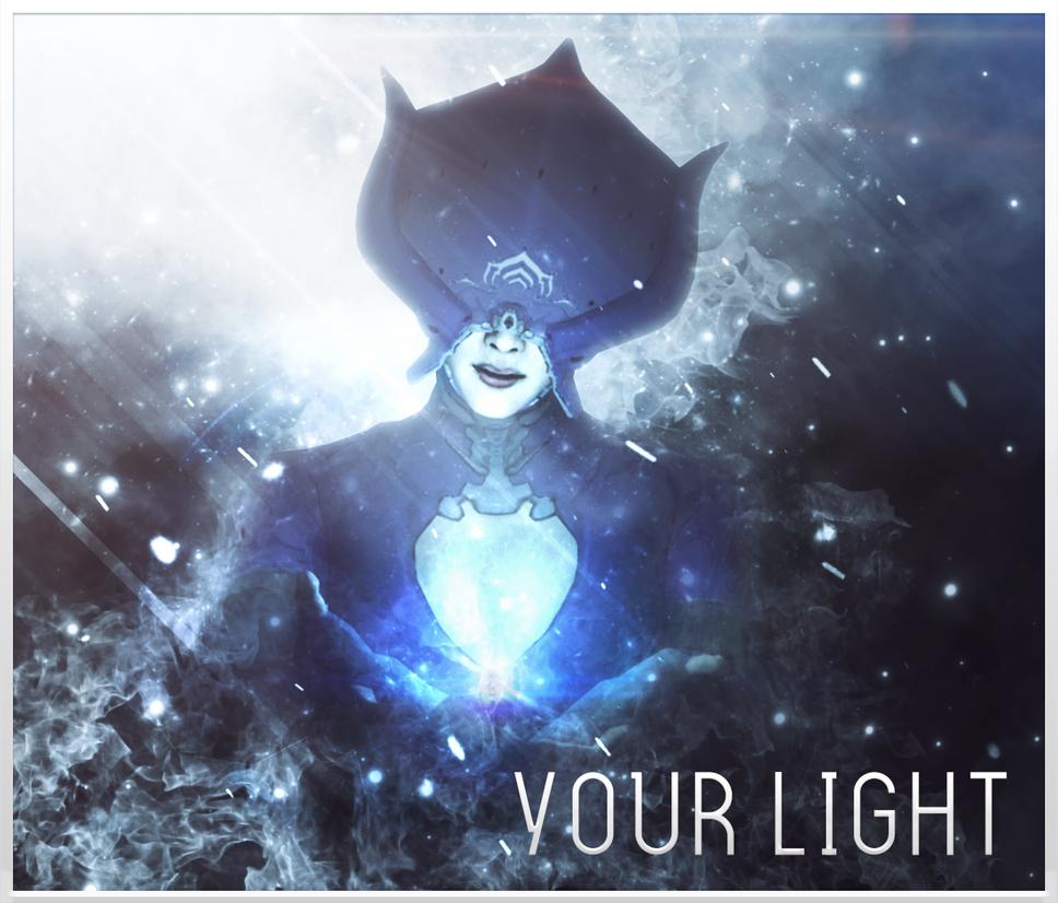Lotus | Your Light Album Cover Art by RyuzuGFX