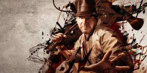 Indiana Jones by GundamQuatro