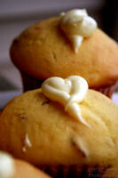 Heart Cupcake by HarleeAnne