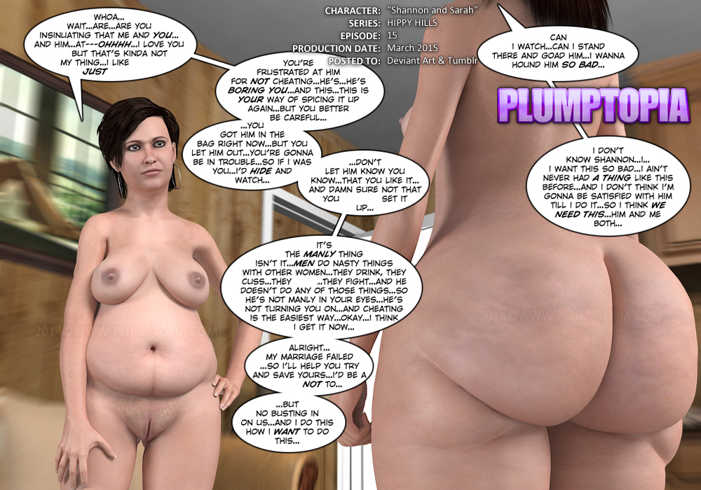 Big BBW fat ass and belly by plumptopia