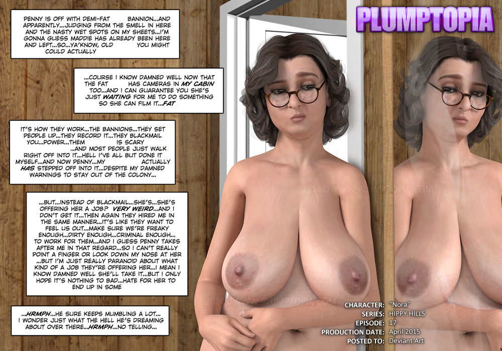 Another Granny cougar with big boobs by plumptopia