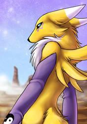 The Yellow Vixen by AddictionHalfWay