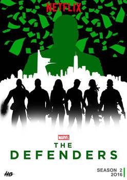 Marvel The Defenders Season 2