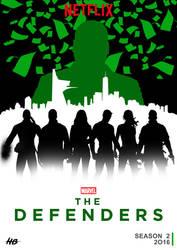 Marvel The Defenders Season 2 by hemison