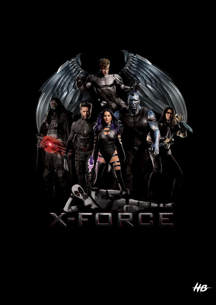 X Force Movie by hemison on DeviantArt
