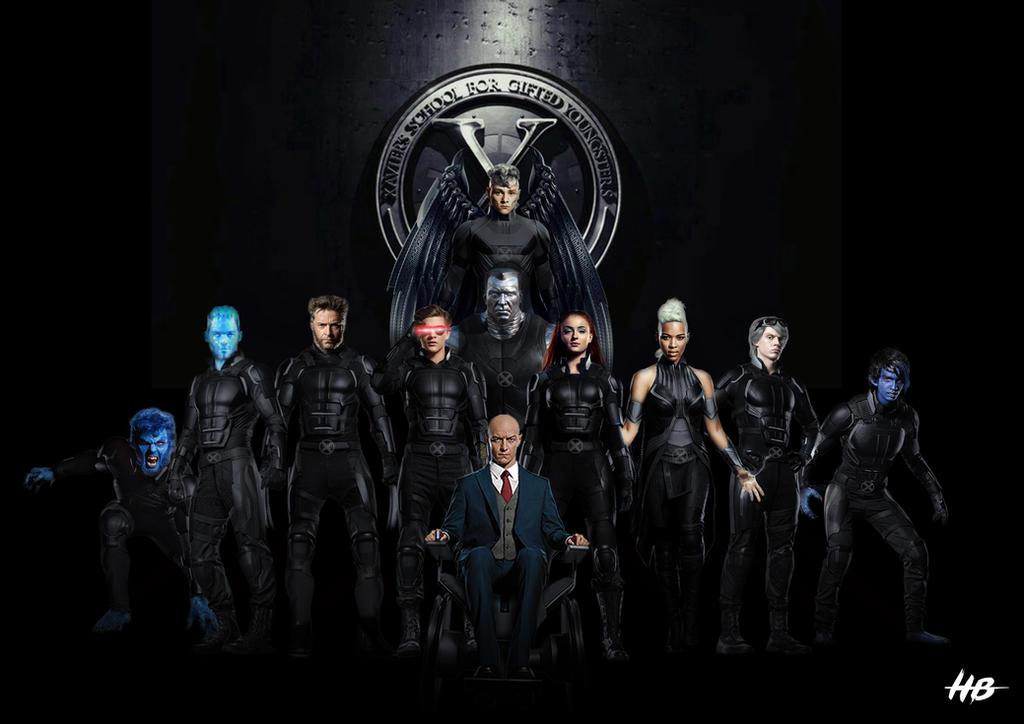 X Men wallpaper by hemison