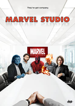Marvel Studio Meeting