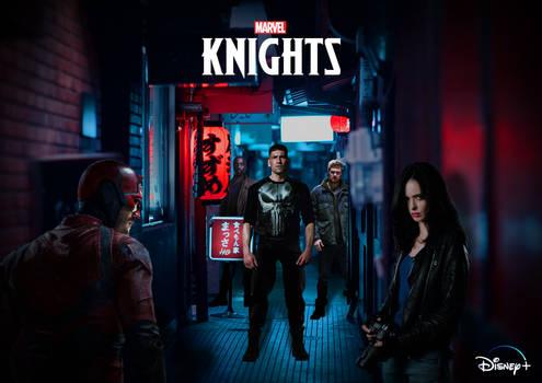 Marvel Knights (Disney+)