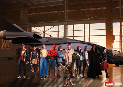 Mcu Young Avengers