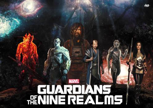 Guardians of The Nine Realms (Fan Art)