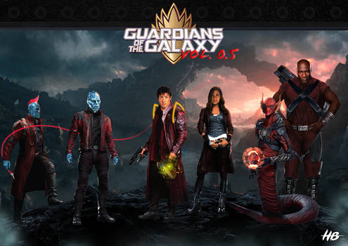 Guardians Of The Galaxy Vol 0.5
