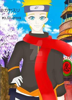 Happy Birthday Uzumaki Naruto