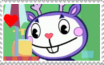 Mime Stamp 1 by Flur-child