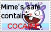 Mime is possibly on drugs by Flur-child