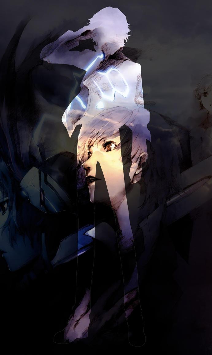Shin Kanzato Silluete by Cklerk425