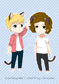 When Narry want to be a cat