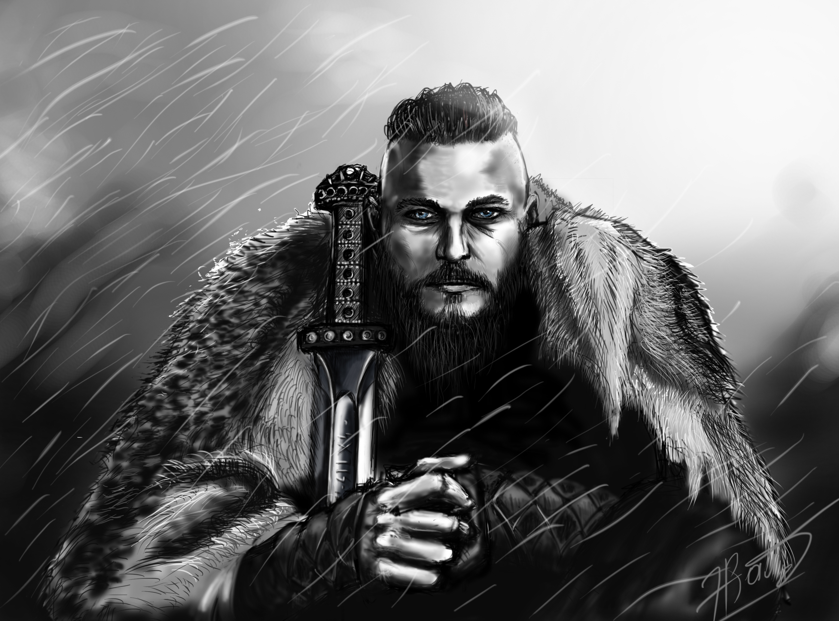 Ragnar Lothbrok Wallpaper Iphone