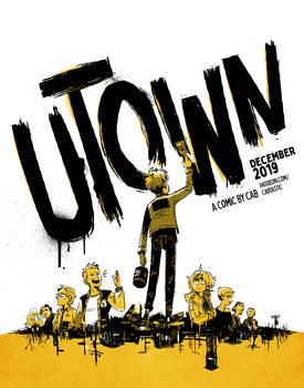 Utown Promo Poster