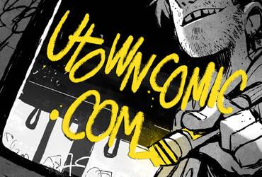 Utown webcomic launch!